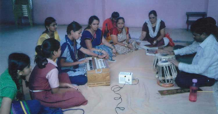 Training for musical instruments