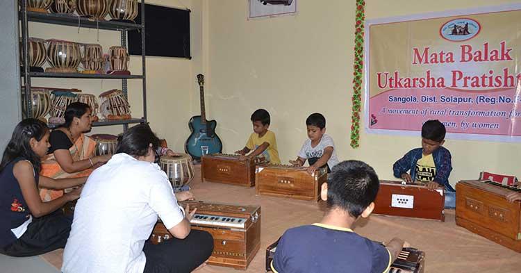 musical Instrument training