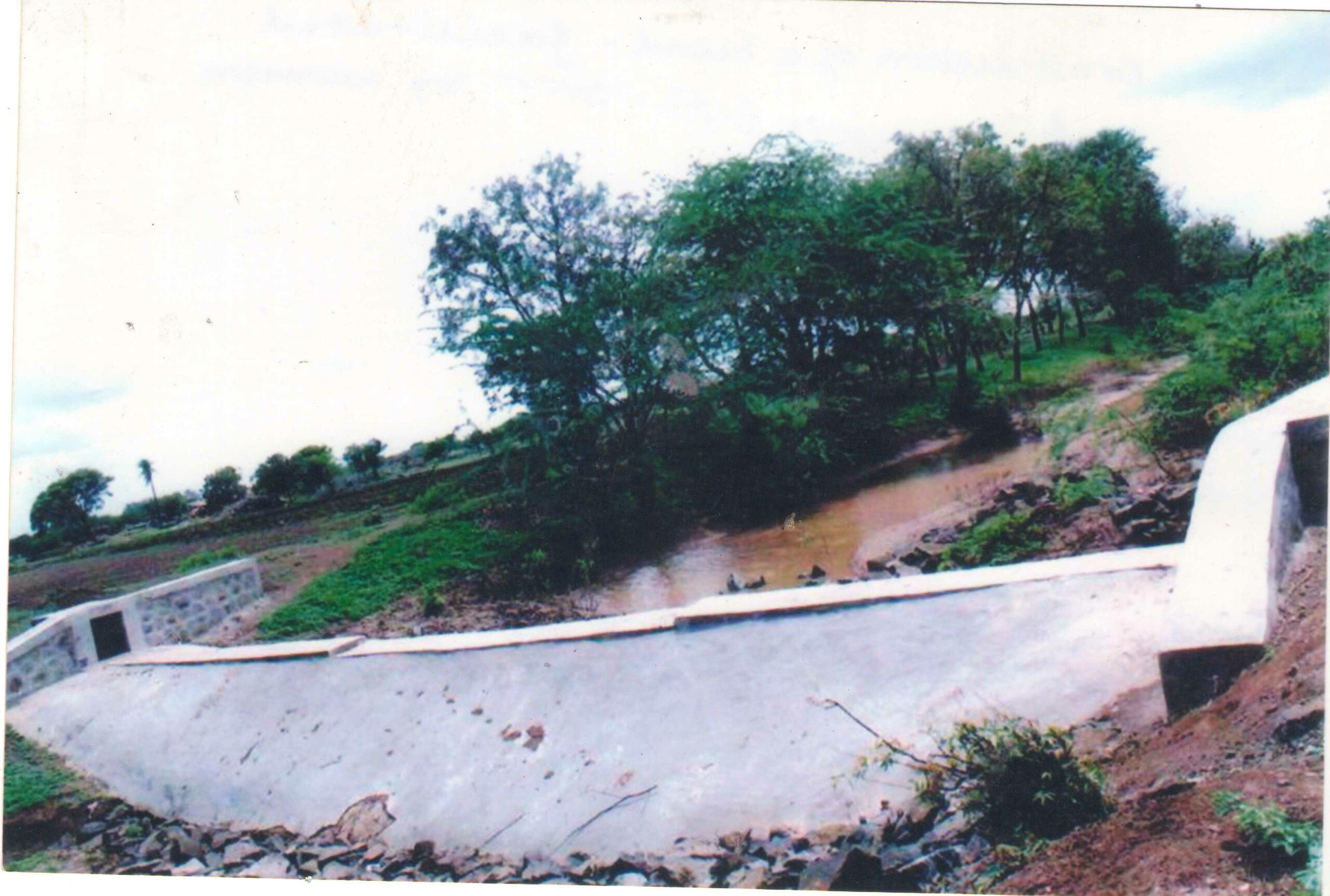 जलसंधारण संगेवाडी